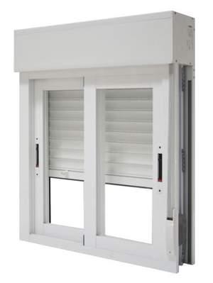 Ventanas carpinteria en general puertas block for Modelos de ventanas de aluminio para exteriores